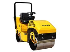 wolwa 1 ton GNYL42BC driving road roller