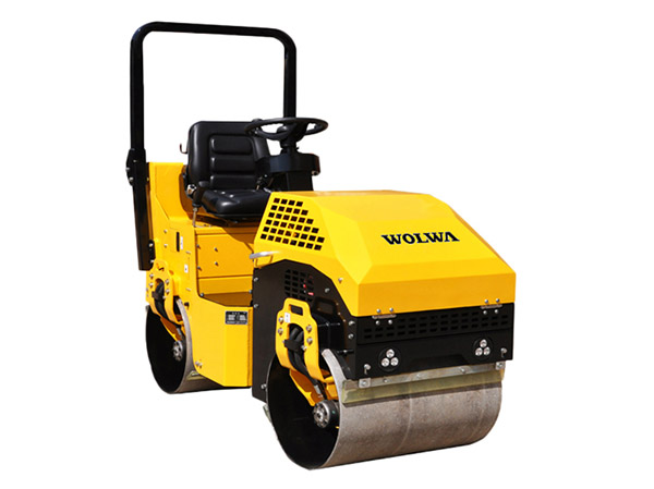 0.95 ton wolwa GNYL42B driving road roller